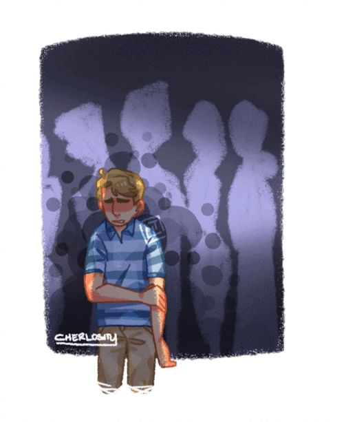 Dear Evan Hansen is an amazing musical. The characters, the plot, the songs, the meaning; I cried a lot haha. It's so moving and relatable, especially to those who feel like they just don't fit in. So...