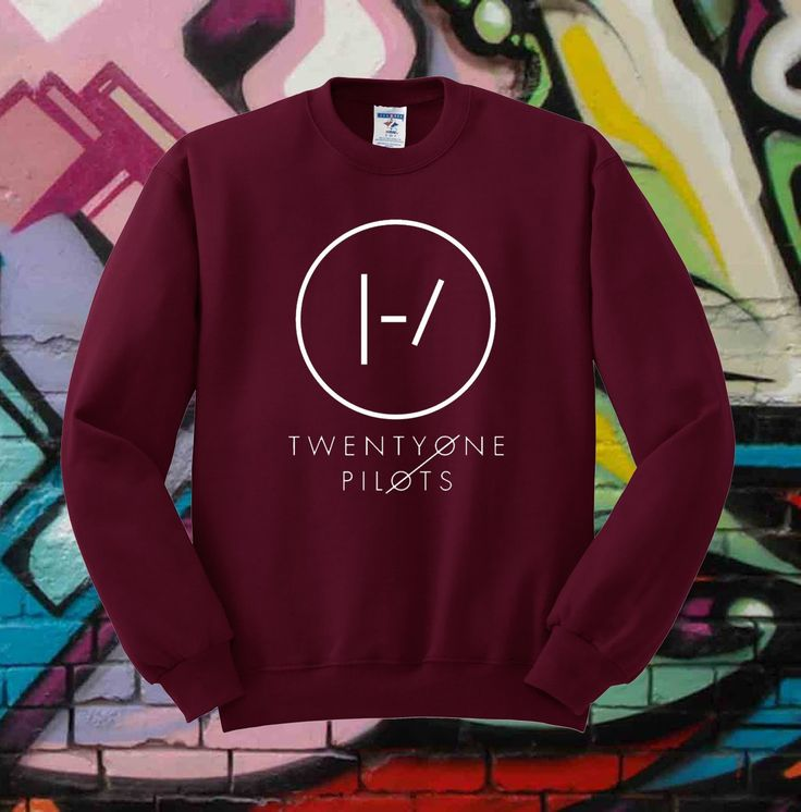 Twenty One pilots Sweatshirt<< HELP IM GETTING DROWNED IN BANDS, SAVE ME (or don't because I'm strangely okay with it)