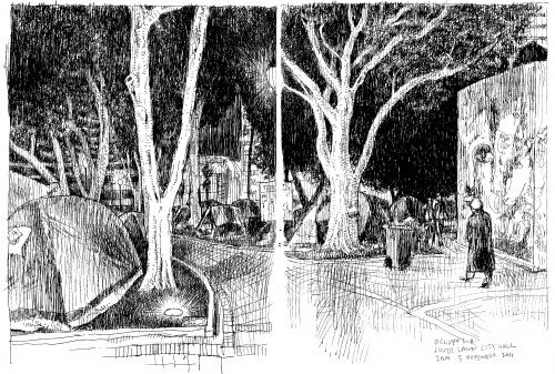 I love Joe Linton's drawings