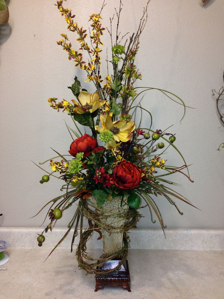 99 Best Images About Floral Arrangements All Seasons On