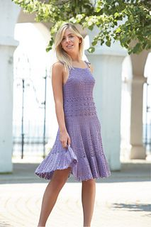 Originally written for MerLin - This dress can also be made in Euroflax Linen.