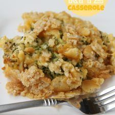 Chicken Broccoli Ritz Casserole