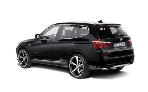 AC Schnitzer BMW X3 F25 2011 7 / WallpaperCASA