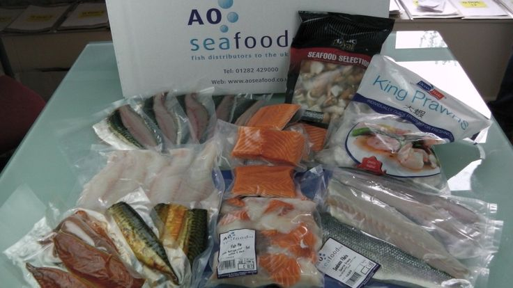 Seafood Hamper Competition