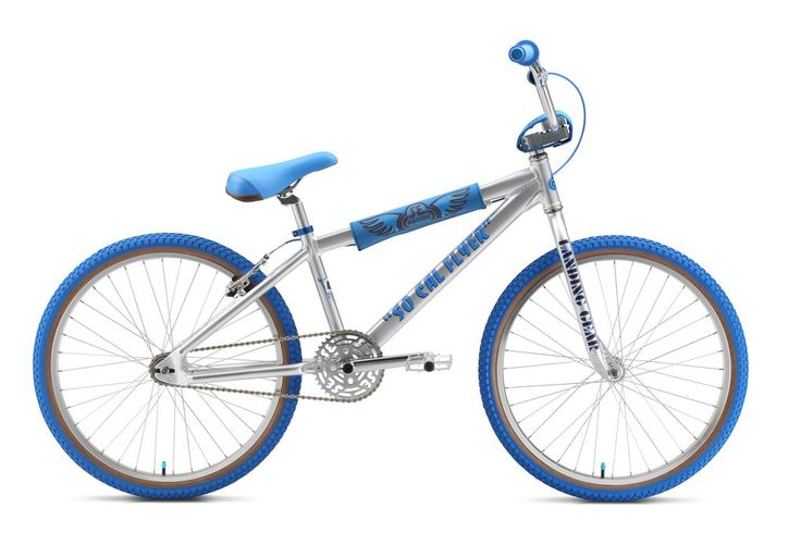 "SE Bikes So Cal Flyer 24"" BMX Bike 2018"