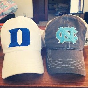 Because there's no other rivalry quite like Carolina vs. Duke. | 23 Reasons Leaving North Carolina Ruins You For Life
