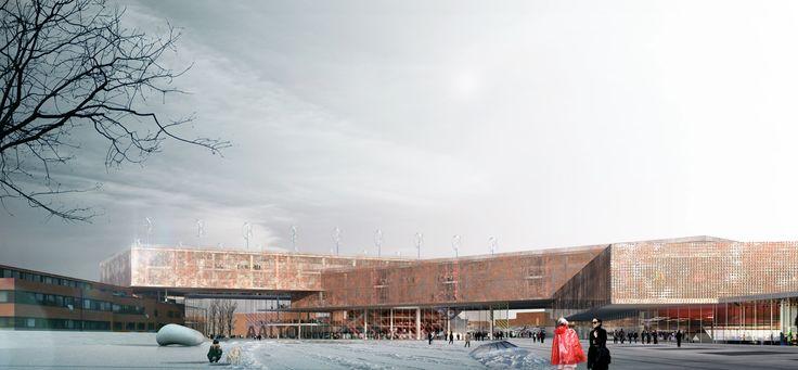 Alvar Aalto Campus Otaniemi, Finland