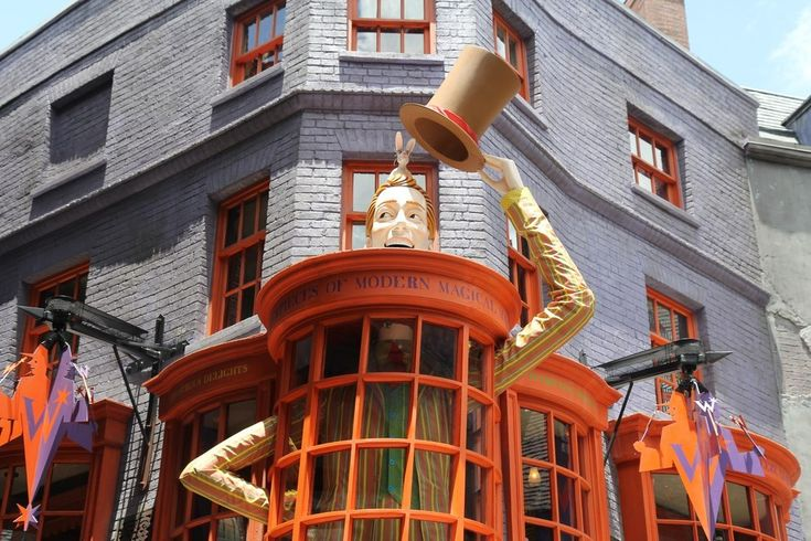 63 Photos Of Universal's Diagon Alley That Potterheads Need To See -   The Wizarding World of Harry Potter: Diagon Alley at Universal Studios in Orlando, Fla., opens to the public on July 8.
