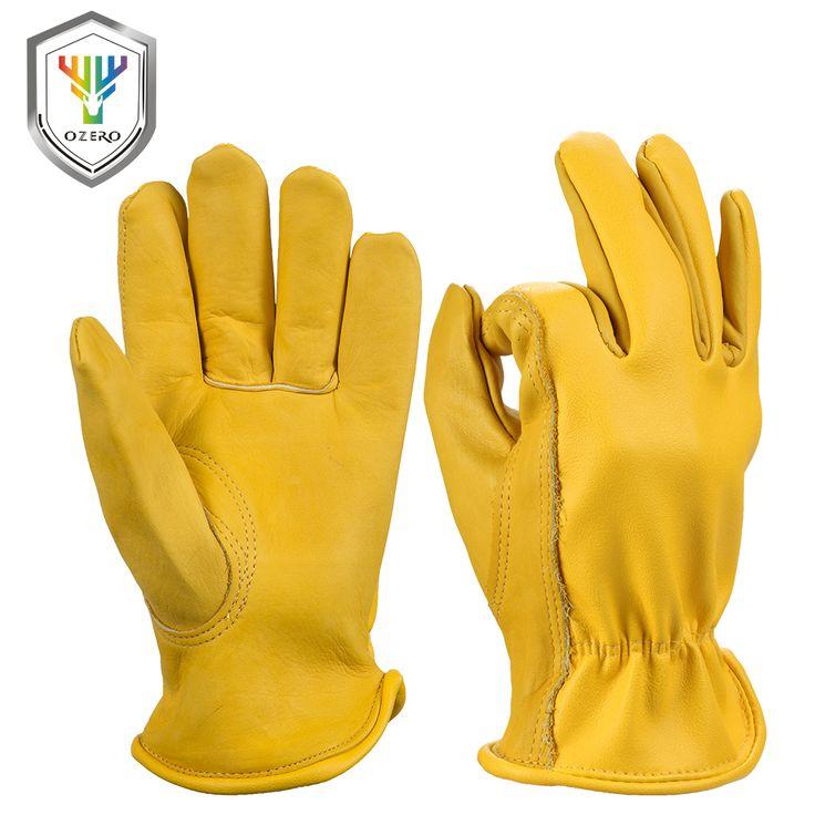 M s de 25 ideas incre bles sobre guantes de cuero en - Guantes de seguridad ...