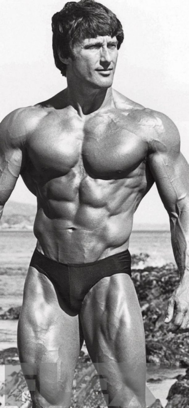 The Legendary 13 Part 1 Frank Zane Born June 28 1942