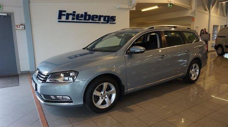 Volkswagen Passat - Friebergs bil