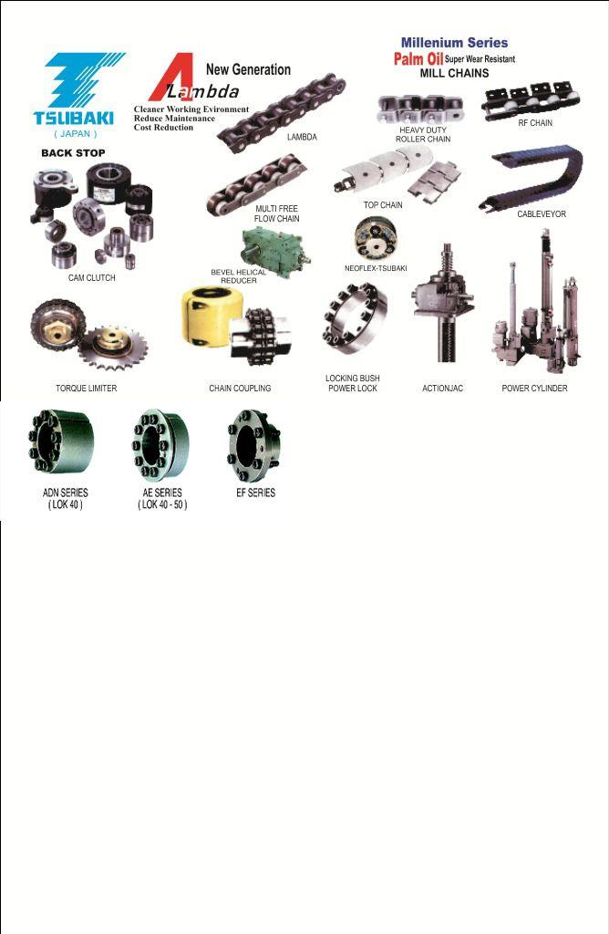 Chain and Coupling for  Inquery and Orders Http://www.sarana-teknik.com Komp Perkantoran Sunter Permai B11  Jl.Danau Sunter Utara Kav. K-2-Sunter Agung  JAKARTA 14350 - INDONESIA Telp :021- 6519582 (Hunting)  Fax Toll Free :0800-1-666-777 Mobile: +62-81284976543-08782251777   PIN BB: 7E75274E mail: projectsls@ sarana-teknik.com