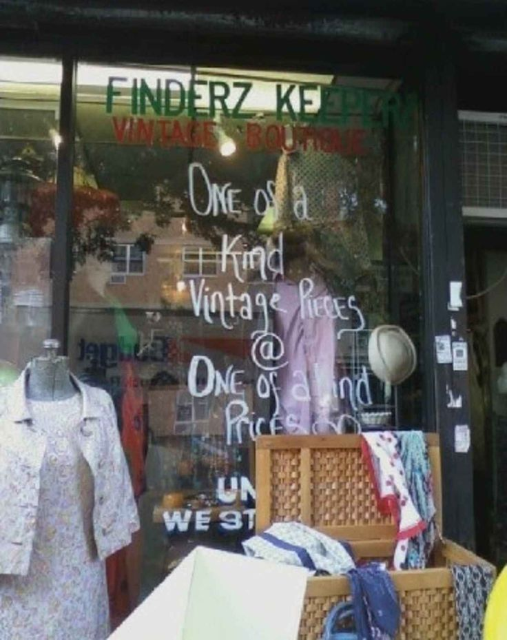Broke and the City: Actually Affordable NYC Thrift Stores - Fashionista
