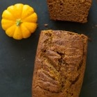 Honey Whole Wheat Pumpkin Bread-Just tried this and it's great. It's ...