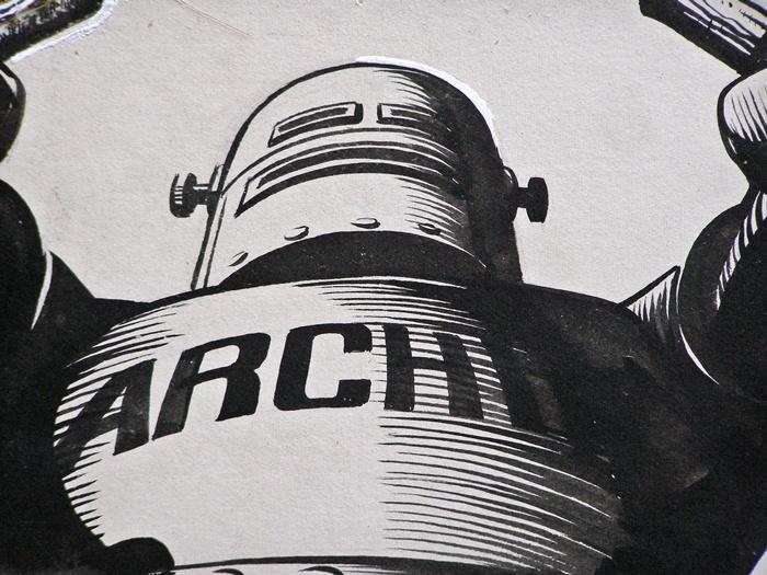 Archie -de man van staal- (1963)