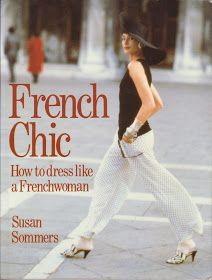 French Chic: The origin of my French wardrobe fascination