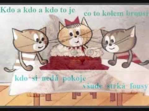 Kluci kočičí - YouTube