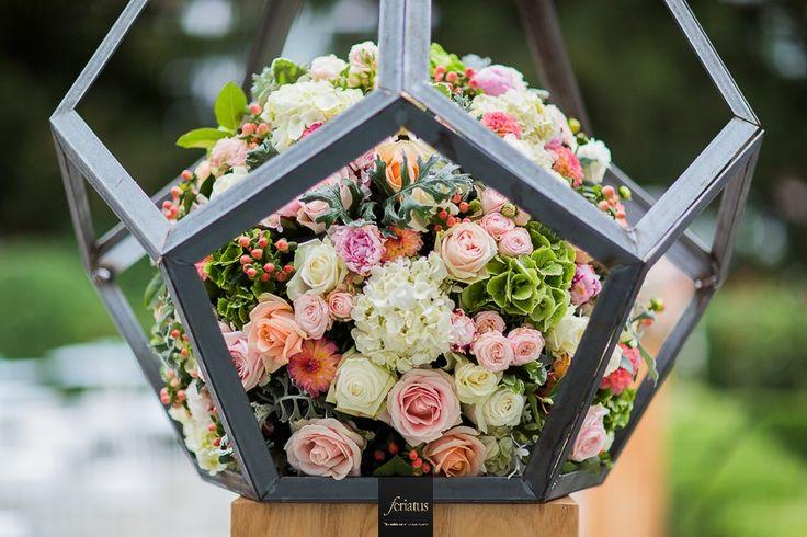 FERIATUS - I&I - Wedding Flowers Cube