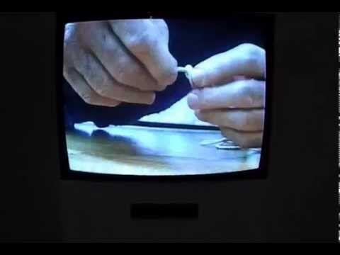Gianfranco Baruchello: Cold Cinema Film, video e opere 1960-1999 Triennale di Milano