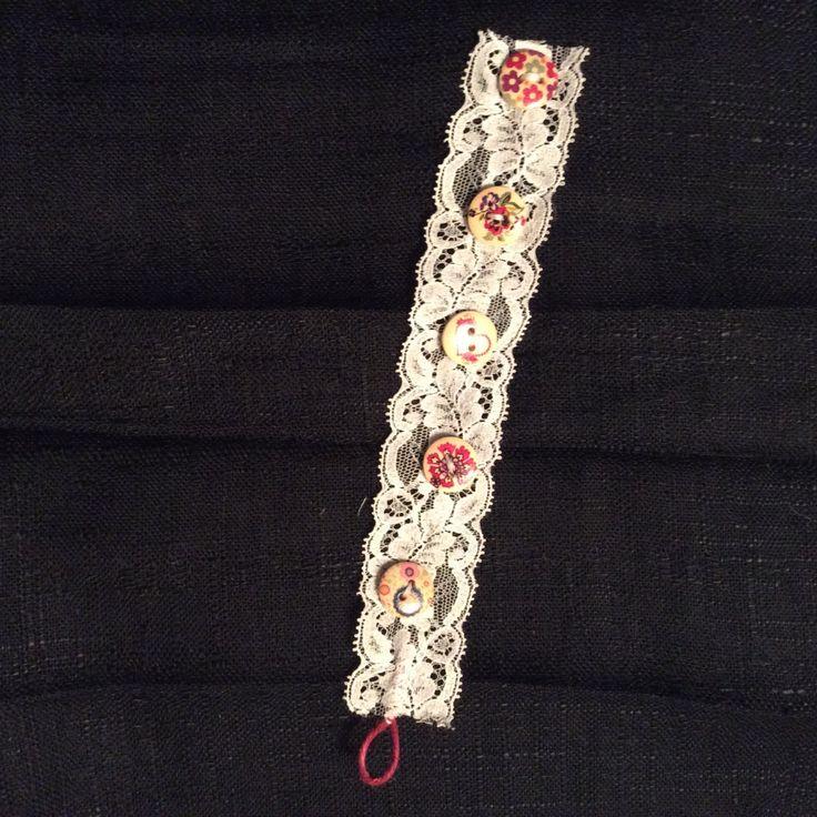 Delicate+romantic+lace+button+bracelet+cuff+by+AliceAndBettyDesigns+on+Etsy