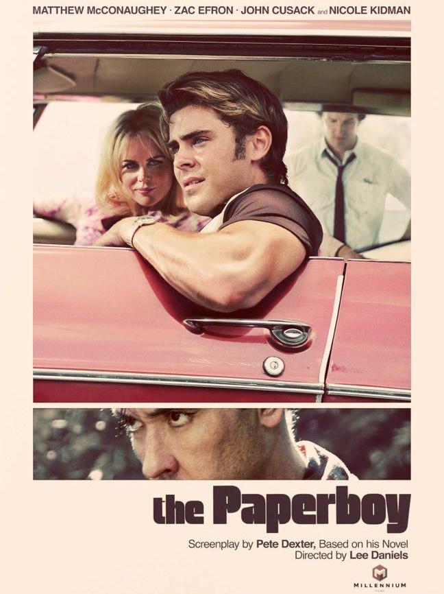 The Paperboy de Lee Daniels sur CINEMUR