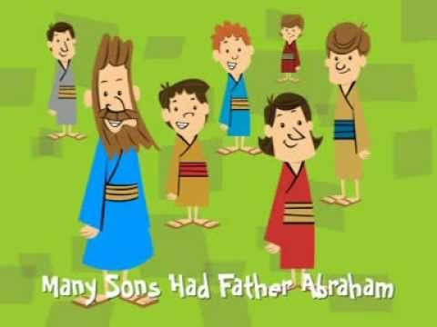 """Father Abraham"" Children's Ministry Worship Video by Yancy"