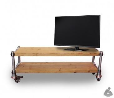 Sloophouten Steigerbuis Tv-meubel en Dressoir