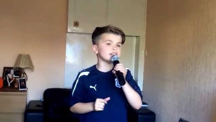 I have nothing - Whitney Houston sung by Reuben de Maid age 10 years old
