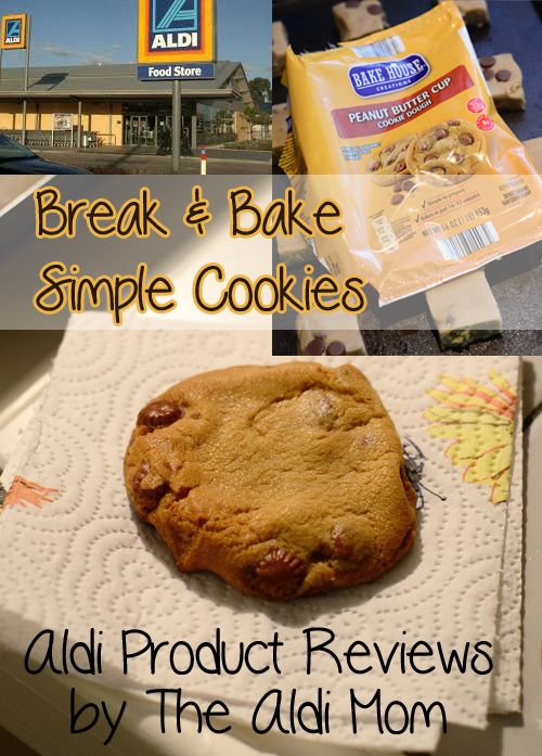 ALDI's products get reviewed by The ALDI Mom. - Check out AldiMom.com for more!  Check out these easy, affordable cookies at ALDI and bring them to your next party or event for an amazingly sweet fresh baked taste! #yummy #aldi #cookies
