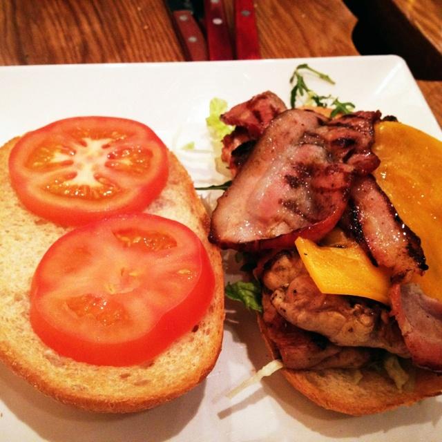 Burger Bar!!!
