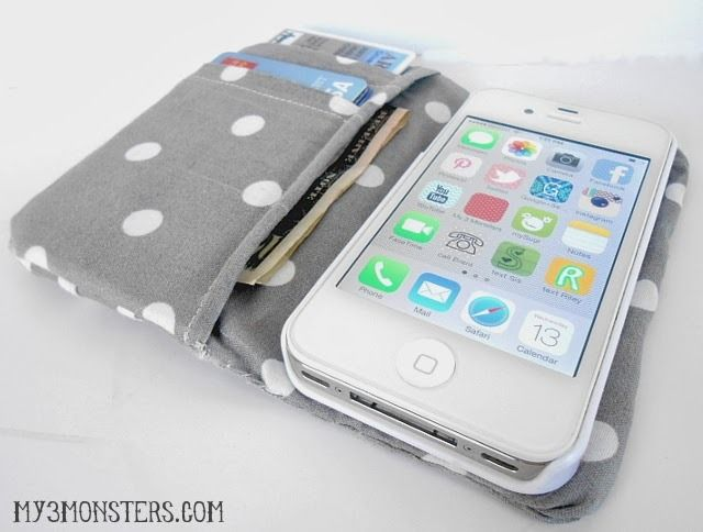 10 Wallet Sewing Tutorials | She's Got the Notion