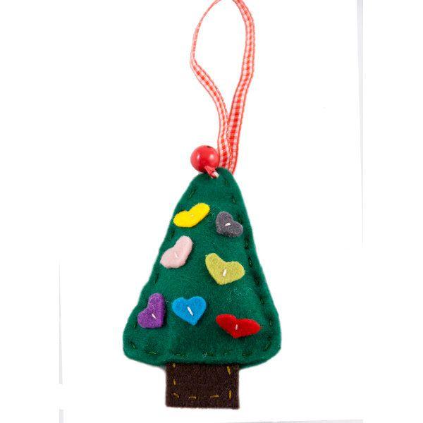 Κρεμαστό Στολίδι -Χριστουγεννιάτικο Δέντρο - Sunnyside