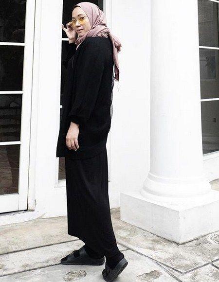 Oversized Style Hijab
