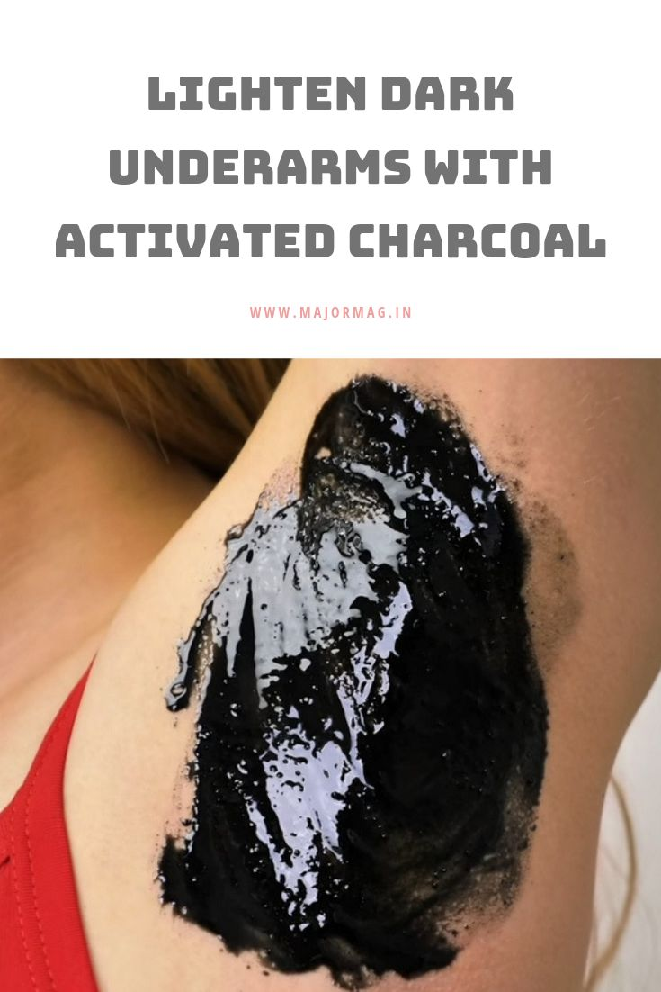 7 Benefits of Activated Charcoal For Skin & Hair