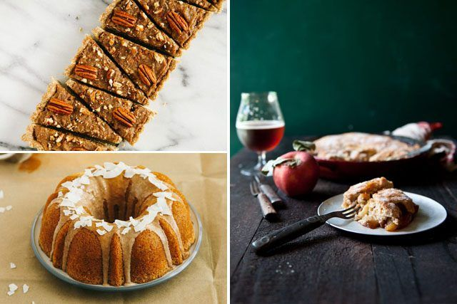 Any great Thanksgiving meal needs sweet and gourmet desserts to match. Here are 13 dessert ideas that are an upgrade from traditional pumpkin pie.