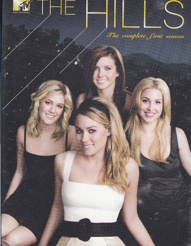 MTV The Hills - The Complete First Season 1 New Sealed DVD Box set