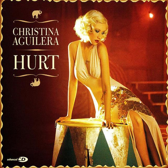 christina aguilera ain't no other man | Christina Aguilera Review of Hurt from Back to Basics