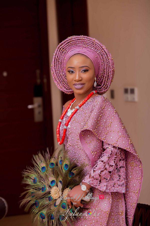 Ibitola & Ademola's Traditional Wedding   Ijalana Oke