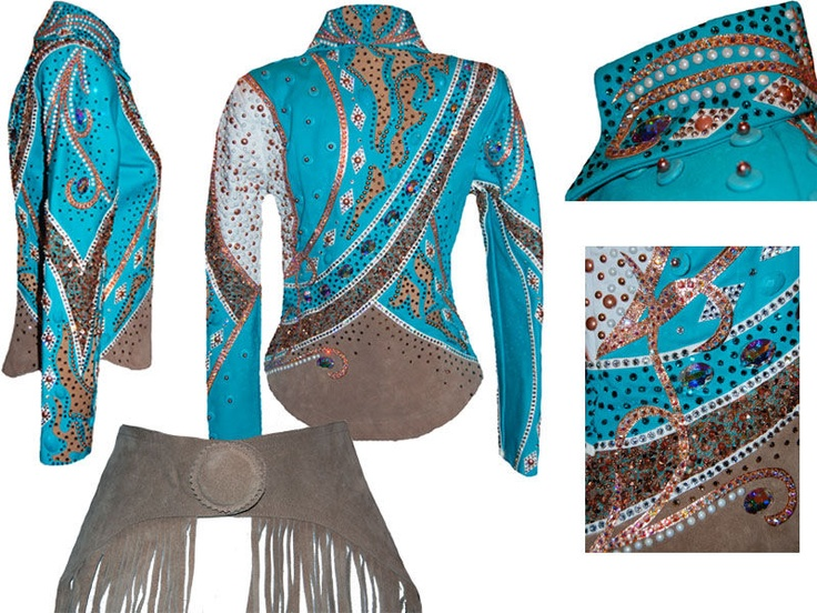Gorgeous horse show outfit!