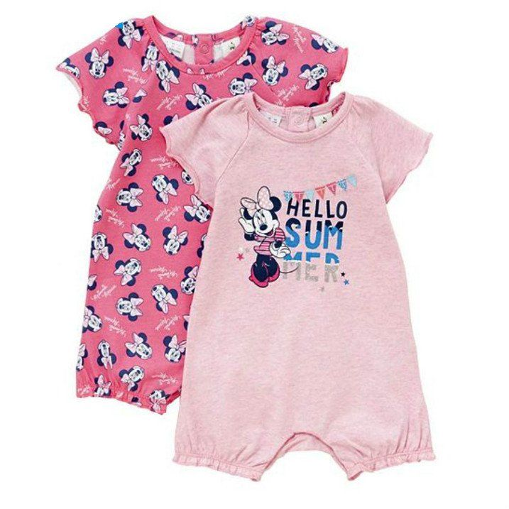 Disney Minni Hiiri vauvan haalari 2 pack