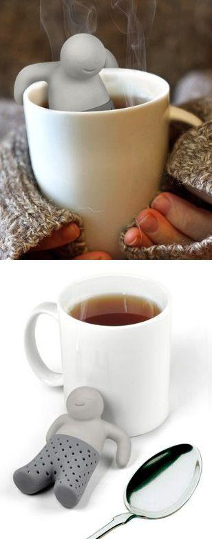 Mr T - Relaxing Tea Infuser //