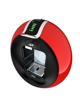 Nescafe - Dolce Gusto Circolo Capsule Coffee Maker - Red EDG605R