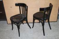 """Oryginalne krzesła gięte      replika """"Thonet ( allegro)         Takie krzesła mieliśmy w pokoju stołowym i takie znalazłam na ..."""