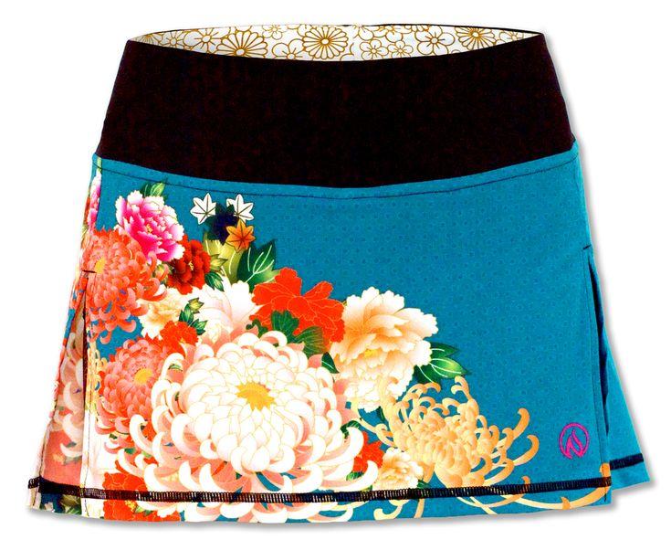 INKnBURN - Women's Kimono Sports Skirt, $69.95 (http://www.inknburn.com/womens-kimono-sports-skirt/)