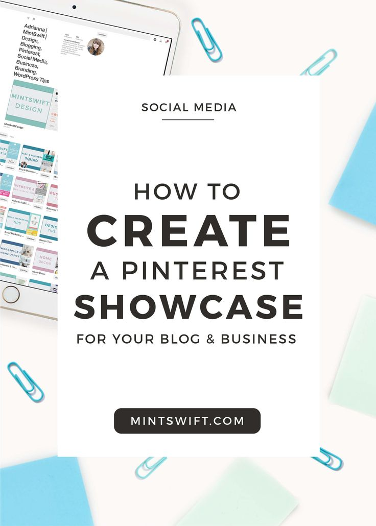 At the end of November 2016, Pinterest introduced the new feature for a Pinterest business accounts called Showcase. In this post, you'll learn what is a Pinterest Showcase, why you should create a showcase for your brand, what to put on the Showcase and How to create a Pinterest Showcase for Your Blog & Business. Learn how to use and create a Pinterest Showcase for Your Blog & Business and how it's going to help you get traffic to your website, get your products or services in...