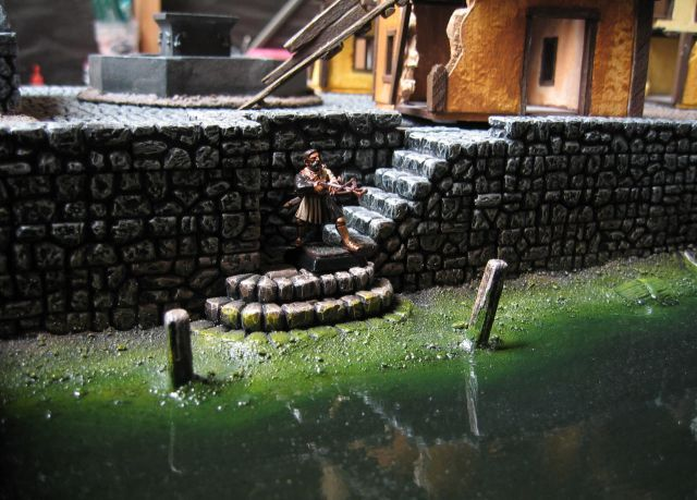 Image result for sewers wargaming terrain