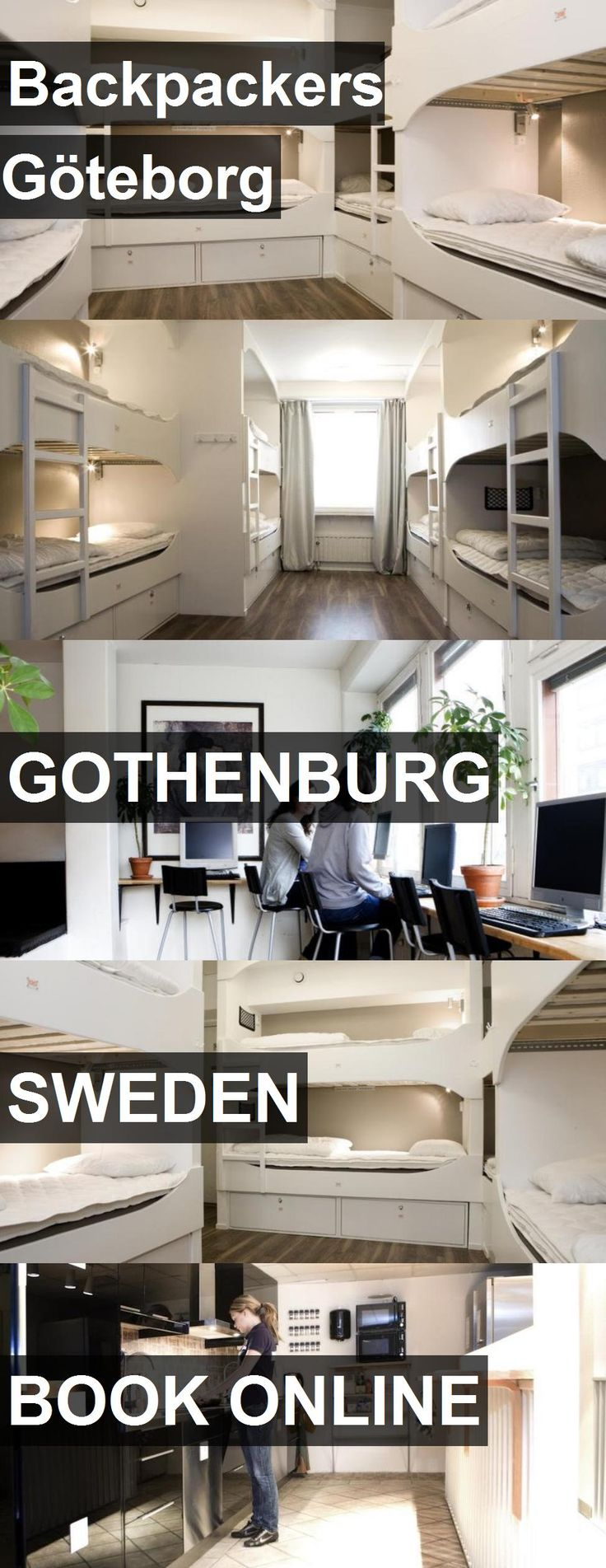Hotel Backpackers Göteborg in Gothenburg, Sweden. For more information, photos, reviews and best prices please follow the link. #Sweden #Gothenburg #hotel #travel #vacation