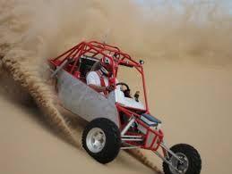 Desert Racing #GoKart #OffRoadGoKart