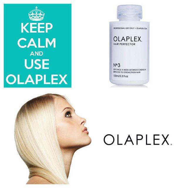 ☆ Olaplex w Salon Urody Kamea! #Olaplex system pielęgnacji włosów, który pozwala je farbować w bezpieczny sposób. Olaplex umożliwia radykalną zmianę koloru włosów pozostawiając je w idealnej kondycji. Dzięki temu znana celebrytka #KimKardashian zmieniła kolor włosów bez niszczenia ich struktury. Dla podtrzymania efektu opracowano produkt No.3 Hair Perfector, który stosuje się pomiędzy zabiegami w domu (jest w sprzedaży w naszym salonie). Zapraszamy  #salonurody #kamea #elblag #olaplex…
