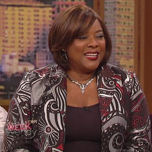 "Loretta Devine on ""The Wendy Williams Show"""